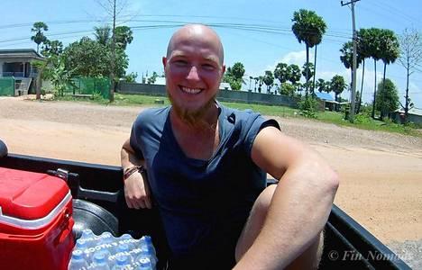 Liftaten Kambodžassa.