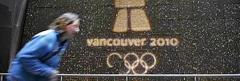 Latvialaiset rosvot ryöstivät jättisumman Vancouverin olympialaisissa.