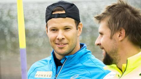Tero Pitkämäki ja Antti Ruuskanen ovat jo varmoja nimiä olympiajoukkueeseen.