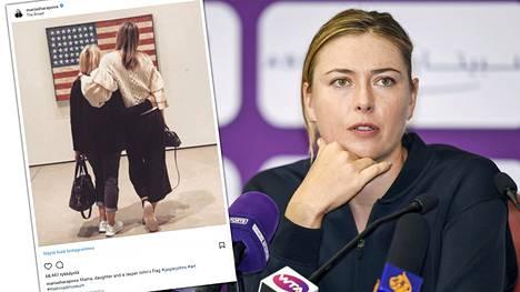 Niin tai näin, aina väärin päin? Maria Sharapovan visiitti museoon sai aikaa vihakommenttien ryöpyn.