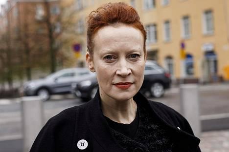 Saimi Hoyer sai tietää vuonna 2013 sairastavansa harvinaista perinnöllistä sairautta.