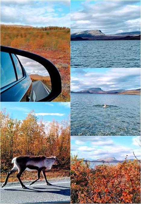 Kilpisjärvi on ruska-aikaan elämys.