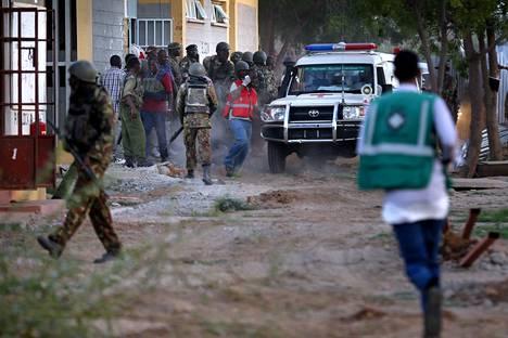Terroristijärjestö Al-Shabaab on ilmoittanut olleensa Kenian torstaisen yliopisto-iskun takana. Asemiesten toteuttamassa iskussa sai surmansa noin 150 ja haavoittui noin 80 ihmistä.