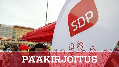 Sdp:n eläketavoitteista on syntynyt sekava kuva kansanedustaja Kimmo Kiljusen (sd) kirjallisen kysymyksen jälkeen.