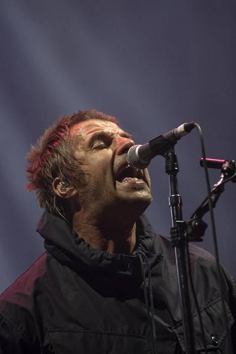 Gallagherin aiemmat Suomen-vierailut ovat tuoneet hänet Turkuun: vuonna 2000 Oasis-solistina, kaksi vuotta sitten soolouransa alkutaipaleella.
