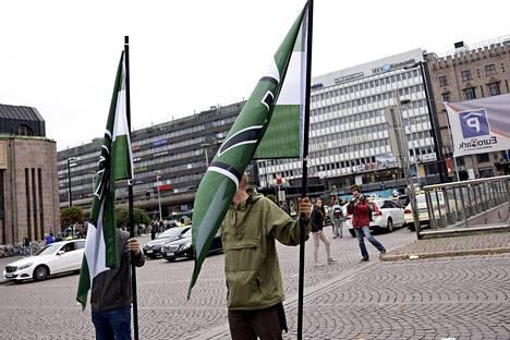 Törkeänä kuolemantuottamuksena tutkittava pahoinpitely tapahtui uusnatsijärjestö Suomen Vastarintaliikkeen tapahtuman yhteydessä 10. syyskuuta.