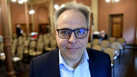 Mika Maliranta siirtyy PT:n johtoon.