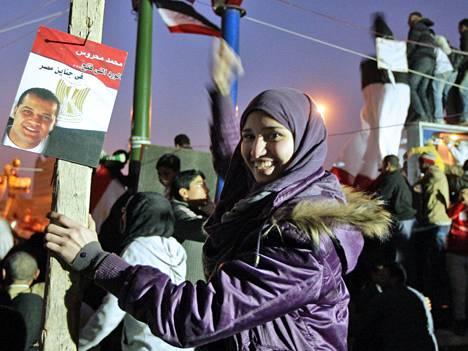 Egypti äänestää uudesta presidentistä toukokuussa. Itsevaltainen Hosni Mubarak syrjäytettiin viime vuoden helmikuussa.