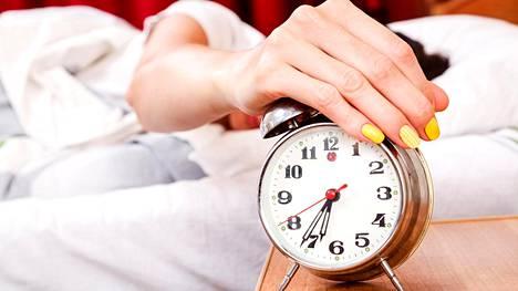 Aamun valo virittää ihmisen sisäisen kellon.