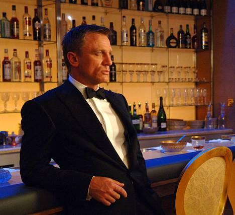 Daniel Craig esiintyi ensimmäisen kerran James Bondin roolissa vuoden 2006 seikkailussa Casino Royale.