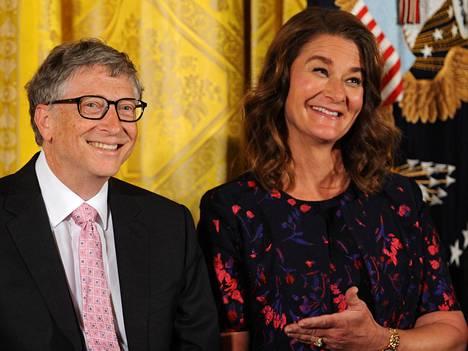 Bill Gates kysyi ystävältään hyväksyntää ennen Melinda Gatesin (kuvassa) kosimista.