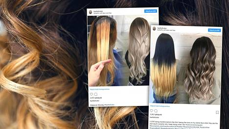Täydelliset tukkamuutokset! Ennen ja jälkeen -kuvissa uskomaton ero