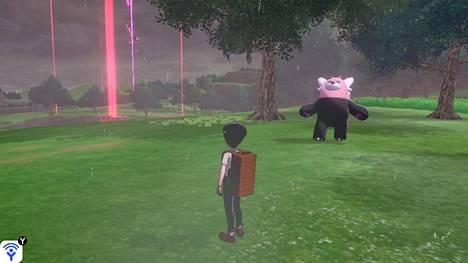 Wild-alueella liikkuu aloittelevalle pelaajalle ylivoimaisia vastuksia.
