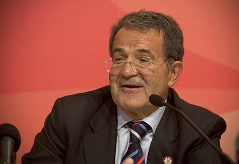Romano Prodi ei innostanut Liikasta.