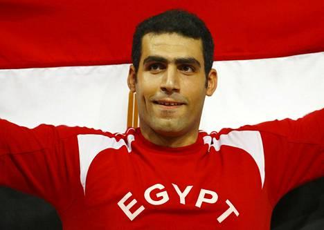 Ihab Abdelrahman voitti keihäänheiton MM-hopeaa viime kesänä.