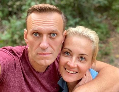 Aleksei Navalnyi on päässyt jo pois berliiniläisestä sairaalasta. Hänen ja Julia-vaimon nykyistä olinpaikkaa ei tiedetä.