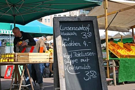 Berliinissä turismin haitoista on kirjoitettu paljon.