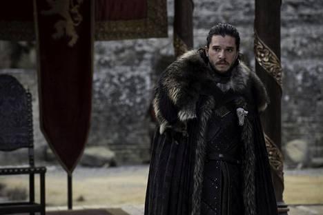Jon Snow (Kit Harington) yrittää selvitä hengissä myös Game of Thrones -sarjan viimeisellä kaudella.