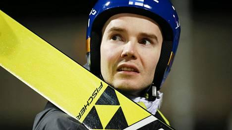 Harri Olli Falunin MM-kisoissa vuonna 2015.