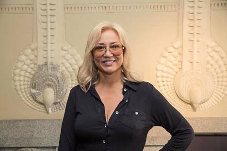 Susanna Indrén vuonna 2013.