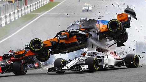 F1 Kalenteri