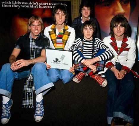 Bay City Rollers esiintyi vuosien varrella useammalla eri kokoonpanolla.
