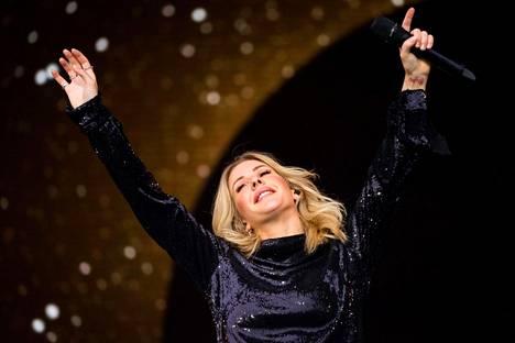 Goulding on esiintynyt Suomessa useammankin kerran.