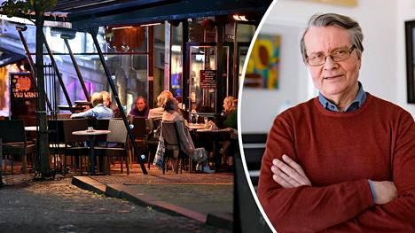 Helsingin yliopiston yleisen oikeustieteen emeritusprofessori Kaarlo Tuori ehdottaa valmiuslain ottamista käyttöön. Muun muassa ravintoloiden toimintaa on rajoitettu koronan vuoksi.