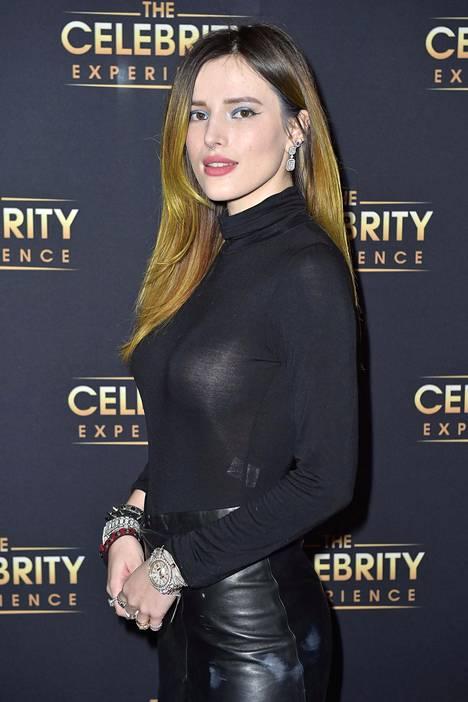 Bella Thorne vuonna 2019.