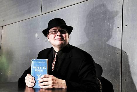 Sam Inkinen vuonna 2011.