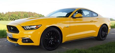 Tältä näyttää Ford Mustang
