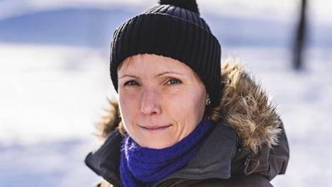 Triathlonisti Kaisa Sali joutui puukotuksen uhriksi kotipihallaan helmikuussa.