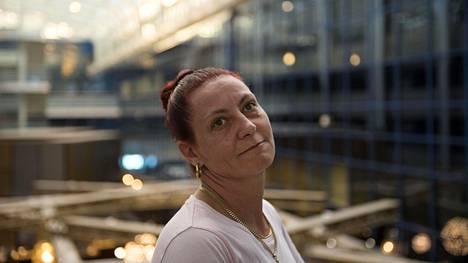Mustasaaressa asuva Marice Haldin-Granith koki suuren menetyksen vuonna 2014.