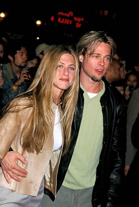 Jennifer Aniston ja Brad Pitt olivat Hollywoodin unelmapari, mutta heidän liittonsa päättyi surullisenkuuluisaan eroon.