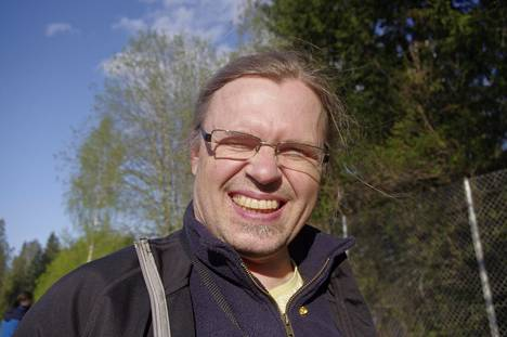 Harri Markkula toivoisi Rengastien toimivan ympäri vuoden.