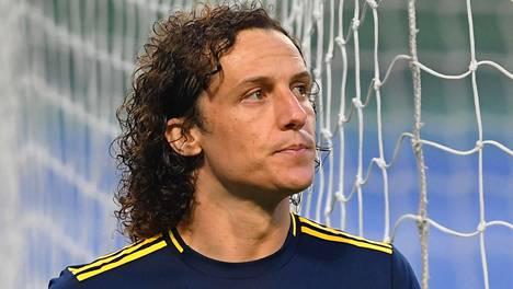 Arsenal luottaa David Luiziin.
