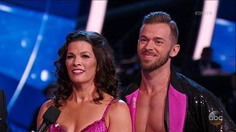 Kerrigan on parhaillaan mukana Yhdysvaltain Tanssi tähtien kanssa -ohjelmassa.