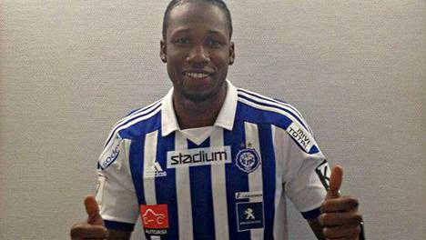 Macoumba Kandji on nyt HJK:n mies.