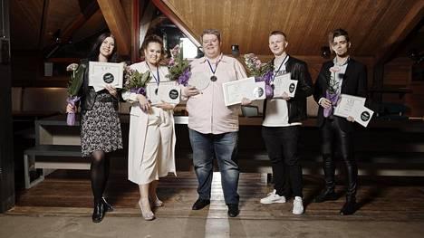 Karaoken Suomen mestari kruunattiin viikonloppuna – turkulainen Jere Toivonen valloitti yleisön sydämet