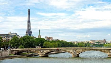Pariisi on maailman kaunein kaupunki, Flight Networkin kyselyyn vastanneet kertovat.