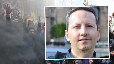 """Professori Ahmadreza Djalali pidätettiin keväällä 2016 hänen vieraillessaan Iranissa. Häntä syytettiin """"yhteistyöstä vihollismaiden kanssa""""."""