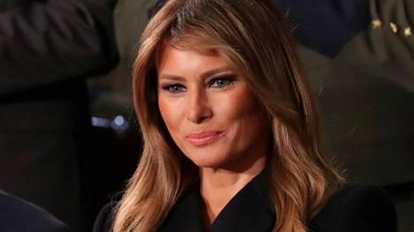 Yhdysvaltain ensimmäinen nainen Melania Trump on toistaiseksi välttynyt koronavirukselta.