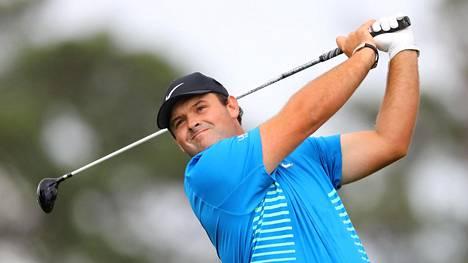 Patrick Reed lähtee johdossa Mastersin päätöskierrokselle – Tiger Woods jäänyt kauas kärjestä