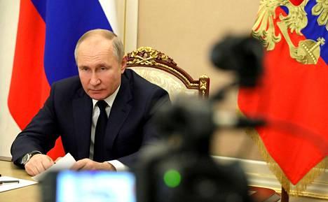 Presidentti Vladimir Putin tunnusti lokakuussa, että hän oli antanut itse käskyn päästää Aleksei Navalnyi hoitoon Berliiniin.