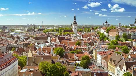 Lonely Planet valitsi Tallinnan vuoden 2018 Best Value -kohteeksi.