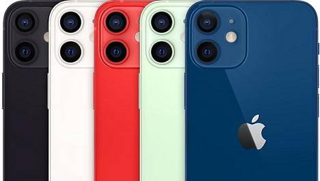 IPhone 12 minin tuotantoa ollaan leikkaamassa vähintään 70 prosenttia, asiasta tietävät lähteet kertoivat.