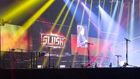 Startup-tapahtuma Slush järjestettiin viime vuonna Suomessa jo yhdeksännen kerran