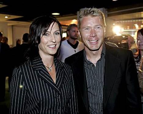 Mika ja Erja Häkkinen hakevat eroa asuinmaassaan Monacossa.