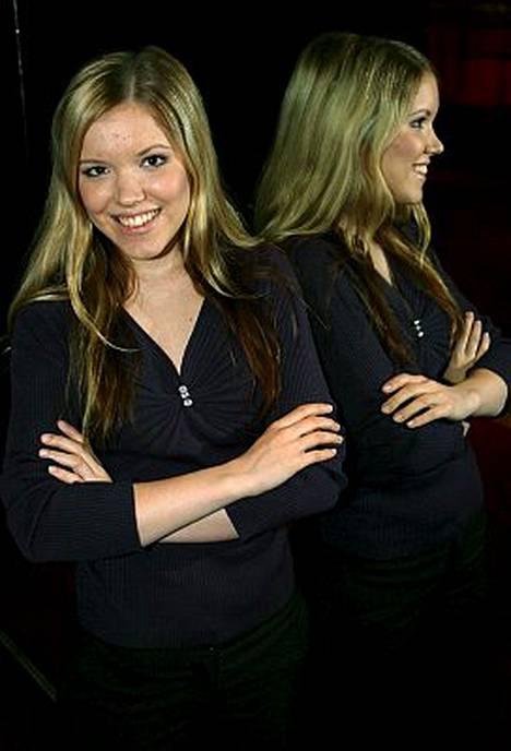 Jenna Bågeberg valmistautuu euroviisuihin.