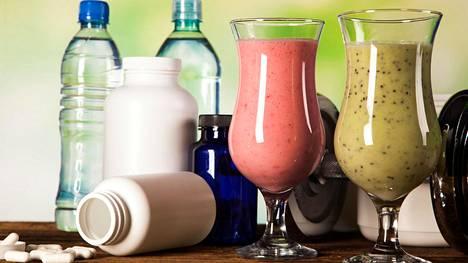 Tutkimuksen mukaan vitamiinipillerit ja ravintolisät eivät suo samanlaisia terveysvaikutuksia kuin ruoasta saatavat vitamiinit.